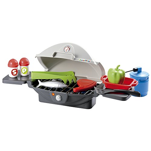 Ecoiffier 669 - Barbecue Gasgrill