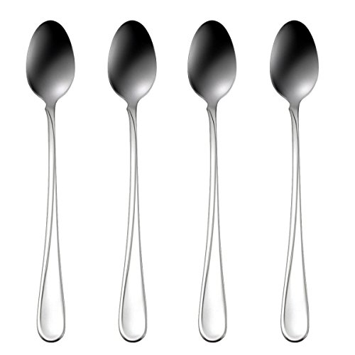 Oneida Flatware Flight, Iced Tea Spoons, Set of 4