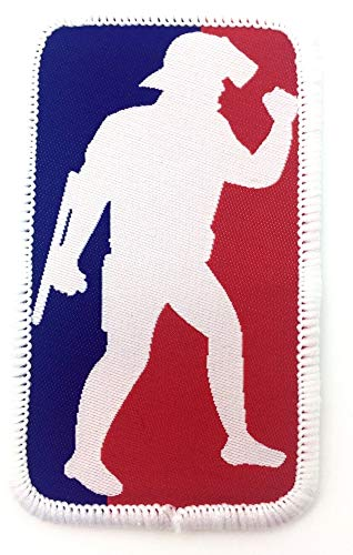 Major Riot Police Textil Patch