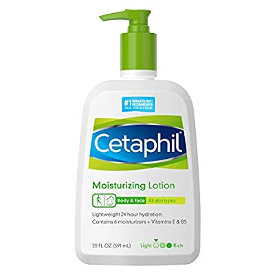 Cetaphil Moisturizing Lotion |