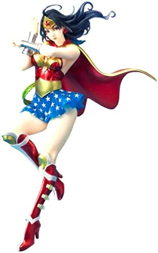 DC Comics Gepanzerten Wonder Woman Bishoujo Statue