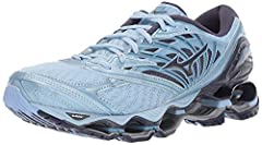 MIZUNO WAVE: Wave sets the standard for running shoe technologies. Mizuno's only Full Length Infinity Wave Plate: The next level of Wave technology with a more visible and effective construction. The ultimate Wave features unrivaled cushioning and im...