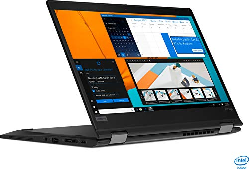 Lenovo ThinkPad X13 Yoga - Notebook 13.3 Inch Intel i7, SSD 512gb + RAM 16gb, S.O. Windows 10 Pro