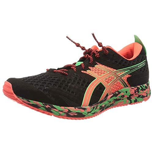 Asics Gel-Noosa Tri 12, Running Shoe Hombre, Negro, 44.5 EU