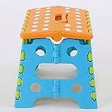 MOLUO Tabouret Portable Durable siège de Chaise de Cuisine de Bureau à Domicile pour des Enfants Commode Simple Tabouret Se...