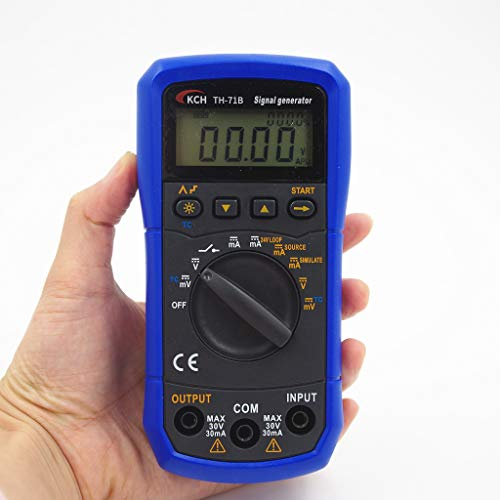 TestHelper TH-71B Handheld Signal Generator Source Simulator...