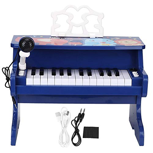 Duokon Mini Piano speelgoed, Simulatie Muziekinstrument Kid Early Educational Mini Piano Toy Simulatie Muziekinstrument Speelgoed