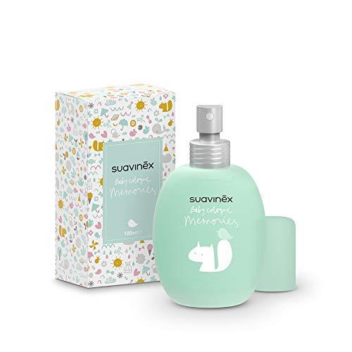 Suavinex Colonia para niños, perfume Baby Cologne Memories – Edición limitada 100 ml 306786