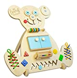 Beloved Boards Lernbrett aus Holz für Kinder ab 6 Monaten