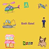 A Book about Noun : Children guide to understanding singular and plural noun (English Edition)