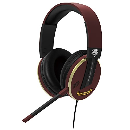 METAL GEAR SOLID V: THE PHANTOM PAIN Special HeadSet [PS4] [import Japonais]