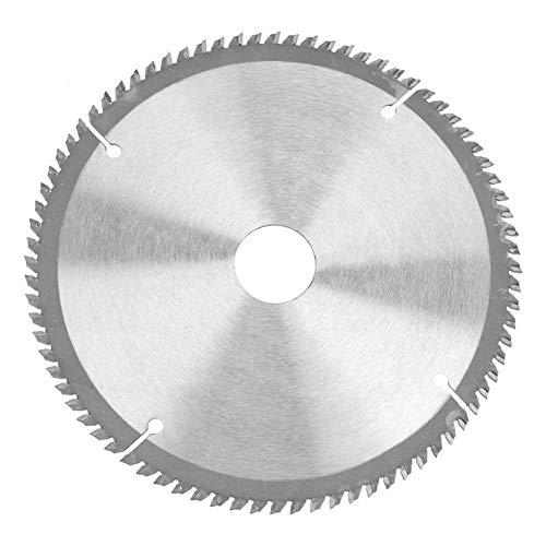 YO-TOKU Rolling Blade 185mm 80 Teeth cirkelzaag Blade met 3 stuks Reduction Rings Past Fit for 190mm Zagen Metal Cutting zaagmachines