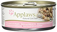 Applaws cat food contains no hidden dyes or artificial flavours, but only the natural ingredients listed. For the special needs of senior cats (7 years and older). Only raw materials of the best quality are processed.