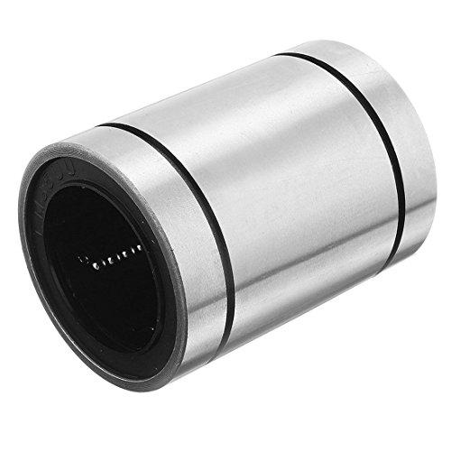 Gaoominy LM35UU 35mmx52mmx70mm Doppelseite Gummi dichtung Lineare Bewegung Kugel lager buchse