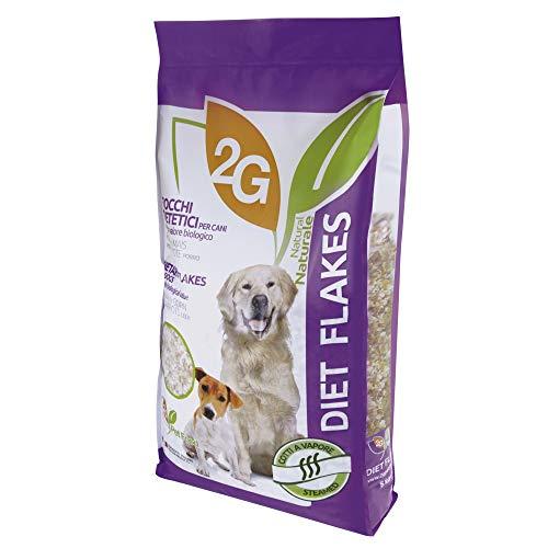 2G PET FOOD Diet Flakes 8 kg - 1 Sacco
