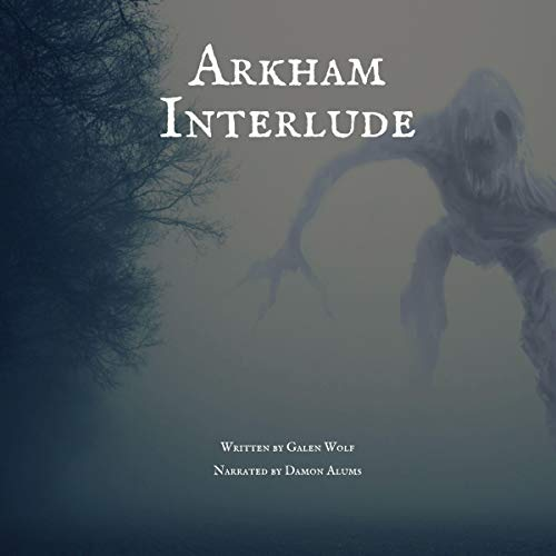 Arkham Interlude  By  cover art