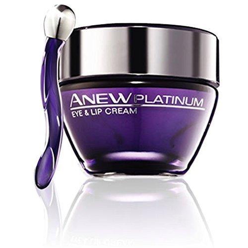 Avon Anew Platinum Augen- und Lippenpflege 15 ml