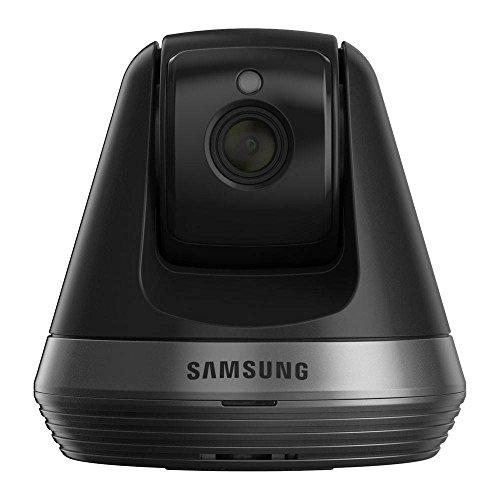 Samsung SNH-V6410PN Pan/Tilt 1080P Wi-Fi Camera, Black