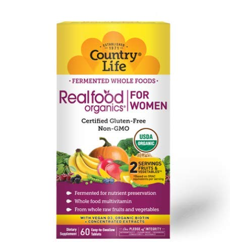 Country Life Women's Daily Nutrition, 60-Count