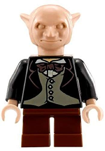 LEGO Harry Potter: Goblin (Brun Jambes) Mini-Figurine