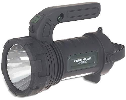 Anaconda Unisex– Erwachsene Nighthawk S-200 Lampe 2048420, Schwarz, ca. 17,5 x 9,5 x 7,5 cm