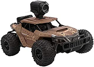 RC Cars 1/16 Scale Off-Road Remote Control Truck,Remote Control Car with 720P HD FPV Camera,2.4Ghz High Speed Monster Truc...