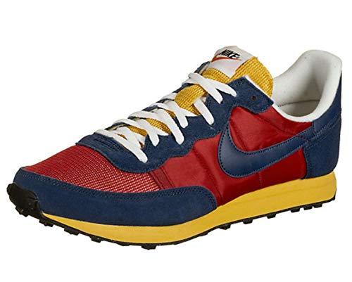 Nike Challenger OG, Zapatillas para Correr para Hombre, Univ Red Coastal Blue Solar Flare White Black, 46 EU
