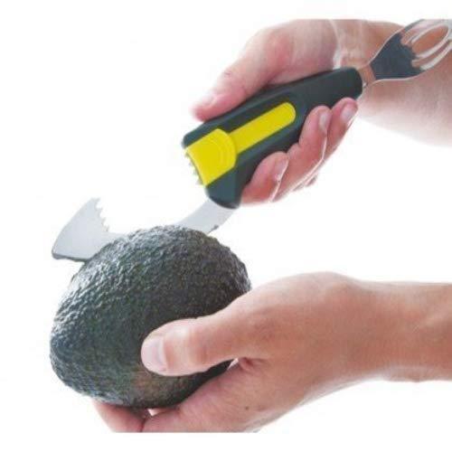 LACOR 61355 Schäler Avocados 5 Funktionen