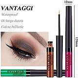 Zoom IMG-2 rechoo 12 eyeliner colorati set