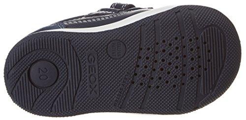 Geox Baby Jungen New Flick Boy B Sneaker, Blau - 4