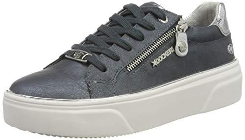 Dockers by Gerli Damen 46BK202-680660 Sneaker, Blau (Navy 660), 38 EU