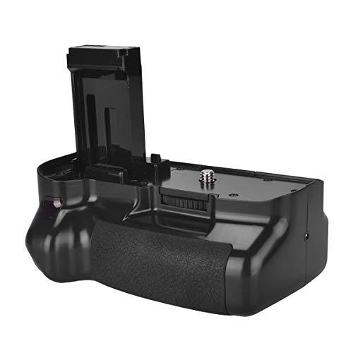 Newmowa Mango de Repuesto Battery Grip para Canon EOS 100D Cámara réflex Digital