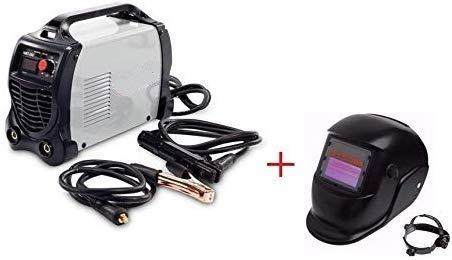 Soldador eléctrico Inverter IGBT 300A Fabbro + máscara de