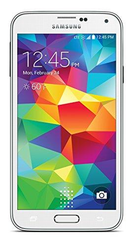 Samsung Galaxy S5 White 16GB (Sprint Prepaid)