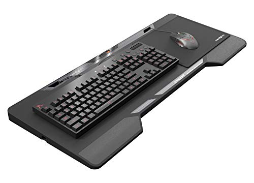 Couchmaster Lapboard² - Couch Gaming Desk for Mouse & Keyboard (for PC, PS4/5, Xbox One/Series X|S)