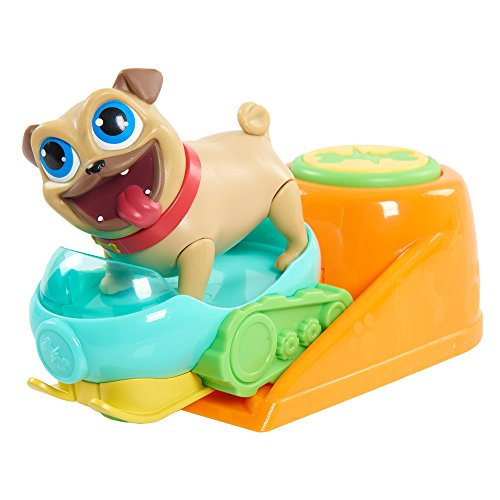 Puppy Dog Pals Rolly with Snowmobile & Launcher - http://coolthings.us