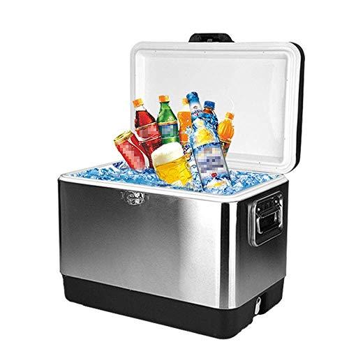 Nevera portátil fresco de la caja de lados suaves de refrigeración caja for acampar / BBQ/ Familia actividades al aire libre Caja del refrigerador con aislamiento de la familia de picnic plata bolsas