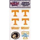 NCAA Tennessee Volunteers Tattoo