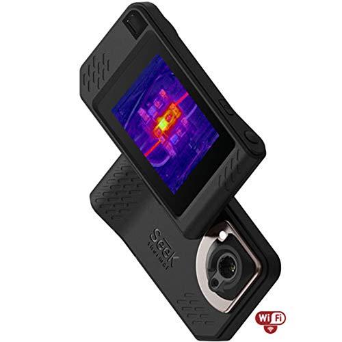 JSX Infrarotkamera, Nachtsicht Suche Wärmebildkamera Fotos/Video/Large-Screen / 206X156 Oder 320X140 / WiFi