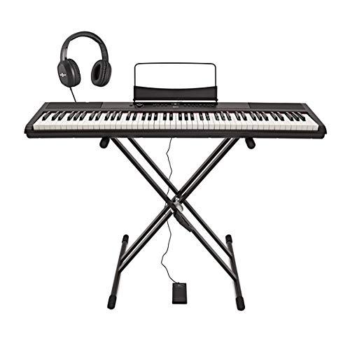 Piano de Scène SDP-2 par Gear4music +...