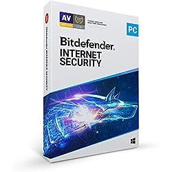 Bitdefender Internet Security 2021 | 3 dispositivi | 2 anni | PC | IT