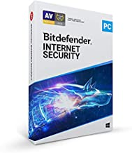 Bitdefender Internet Security - 3 Devices | 1 year Subscription | PC Activation Code by Mail