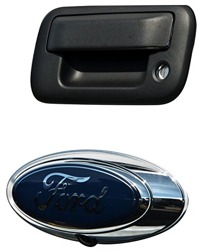Top ford emblem tailgate backup camera for 2020