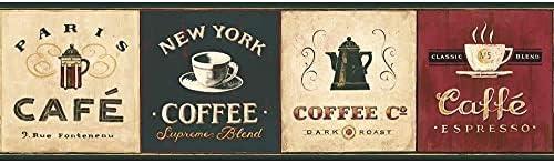 Coffee shop wallpaper _image2