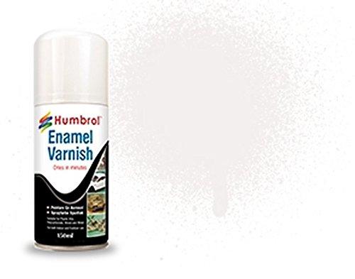Humbrol - Pintura Spray Varnish Esmalte Brillo (Hornby AD6997)