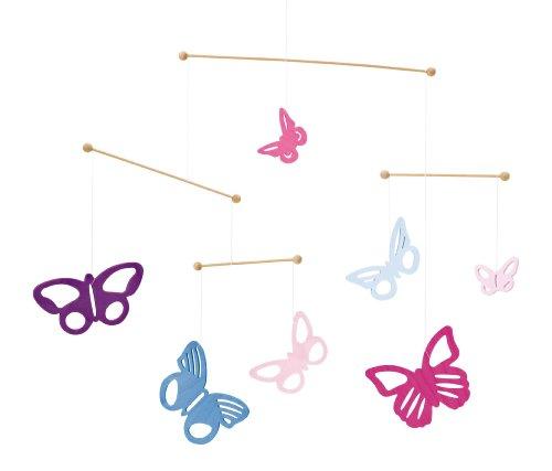 Selecta 2103 Mobile Bunte Schmetterlinge, Mehrfarbig