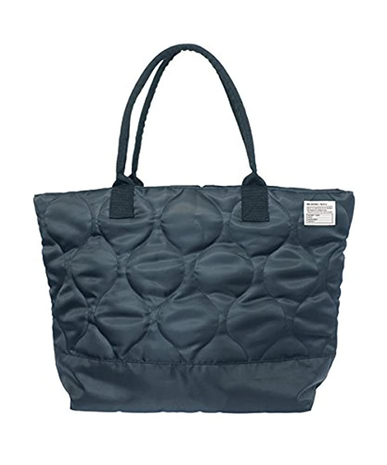 宿泊メトリックビザb.c.l(ビーシーエル) キルティングトートバッグ ネイビー W50×D16×H37cm かばん おしゃれ 買い物袋 お出掛け 使いやすい 便利 整理 整頓 新生活 新社会人 124409