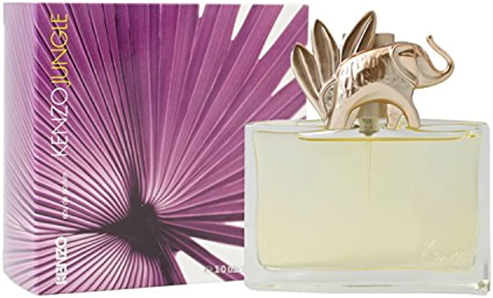 Kenzo jungle elephant, eau de parfum da donna, 100 ml AEP00506