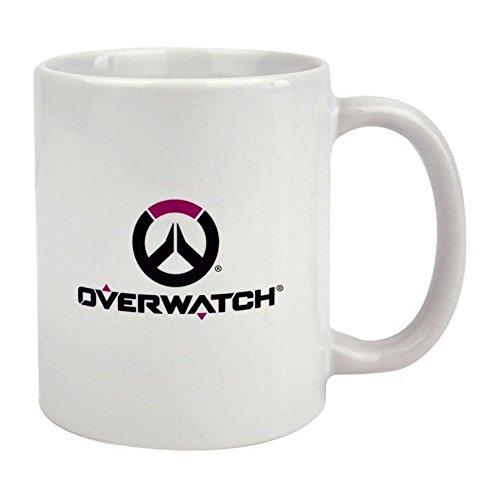 Gaya Entertainment Taza Overwatch D Va Camiseta, Multicolor (Multicolor 001), XXX-Large (Tamaño del Fabricante:Unica) para Hombre