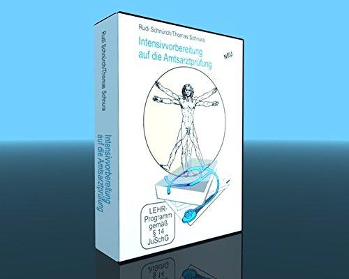 Intensivvorbereitung auf die Amtsarztprüfung, 9 DVDs